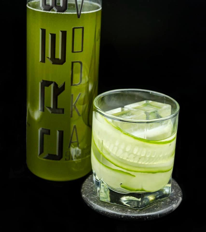 Cre8 Eco Vodka CRE8ion: No Service