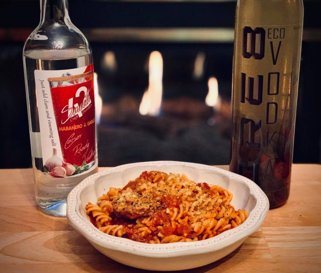 S42 Penne alla Vodka