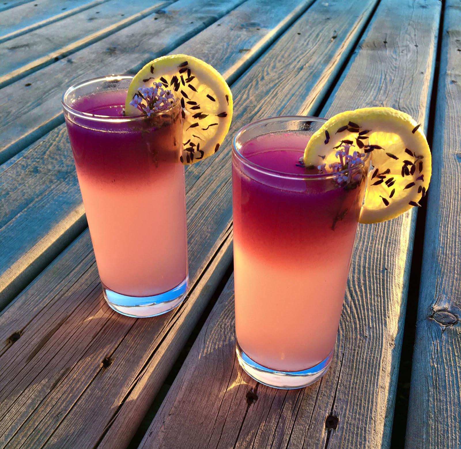 Lavender Lilac Lemon CRE8 Eco Vodka