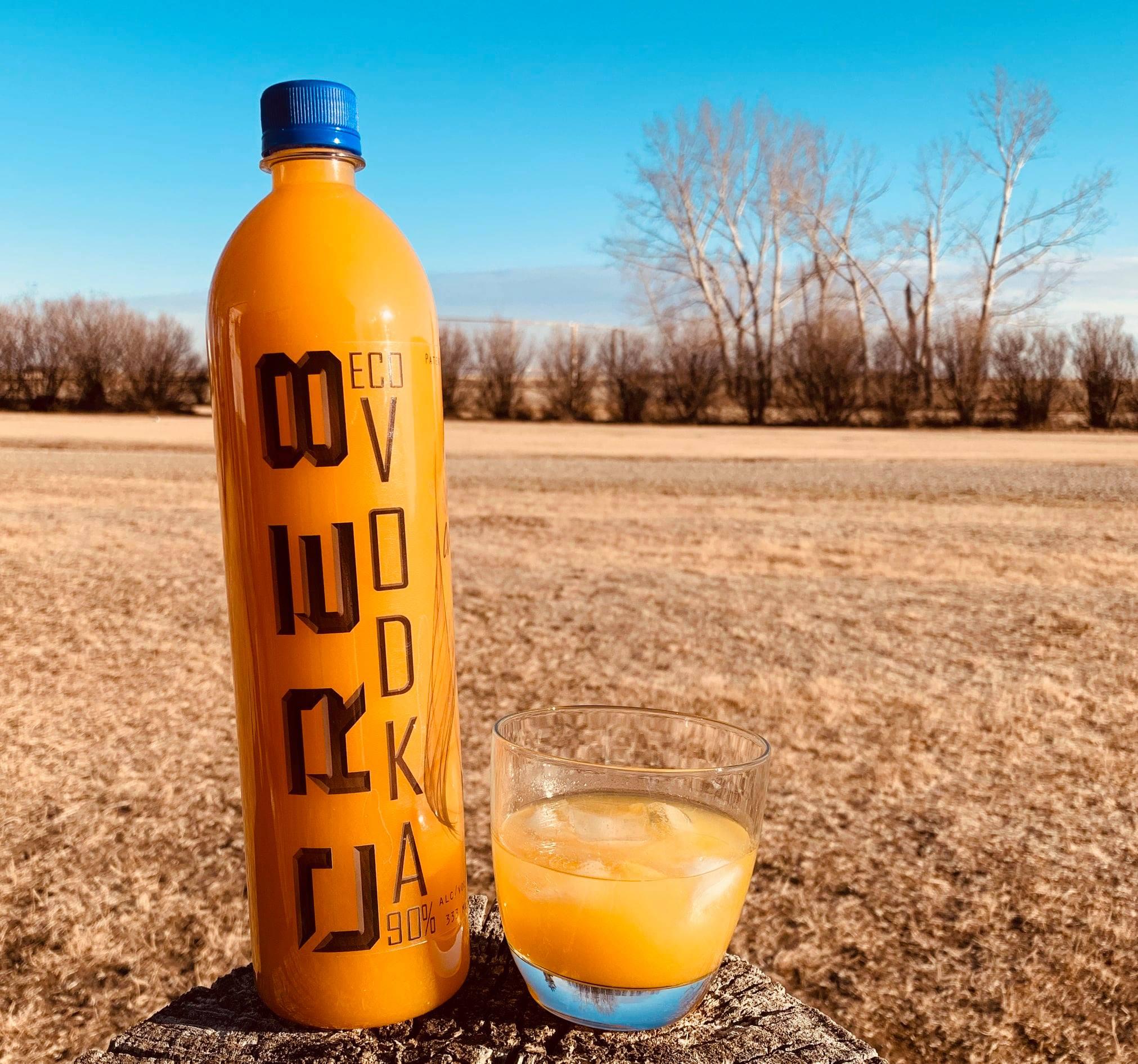 Mango CRE8 Eco Vodka