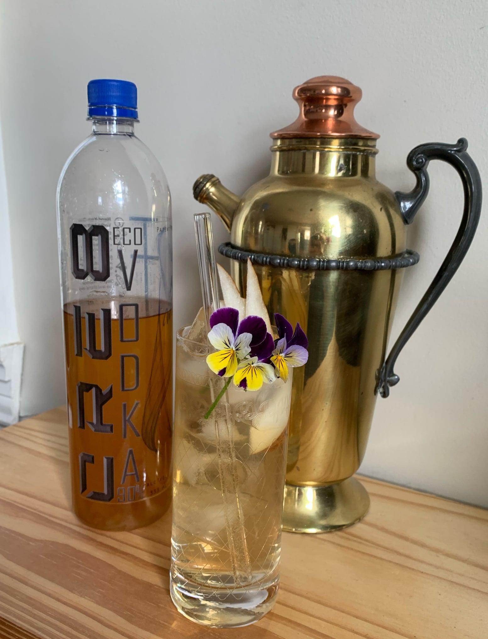 Pear Jasmine Orange Blossom Cre8 Eco Vodka CRE8ion