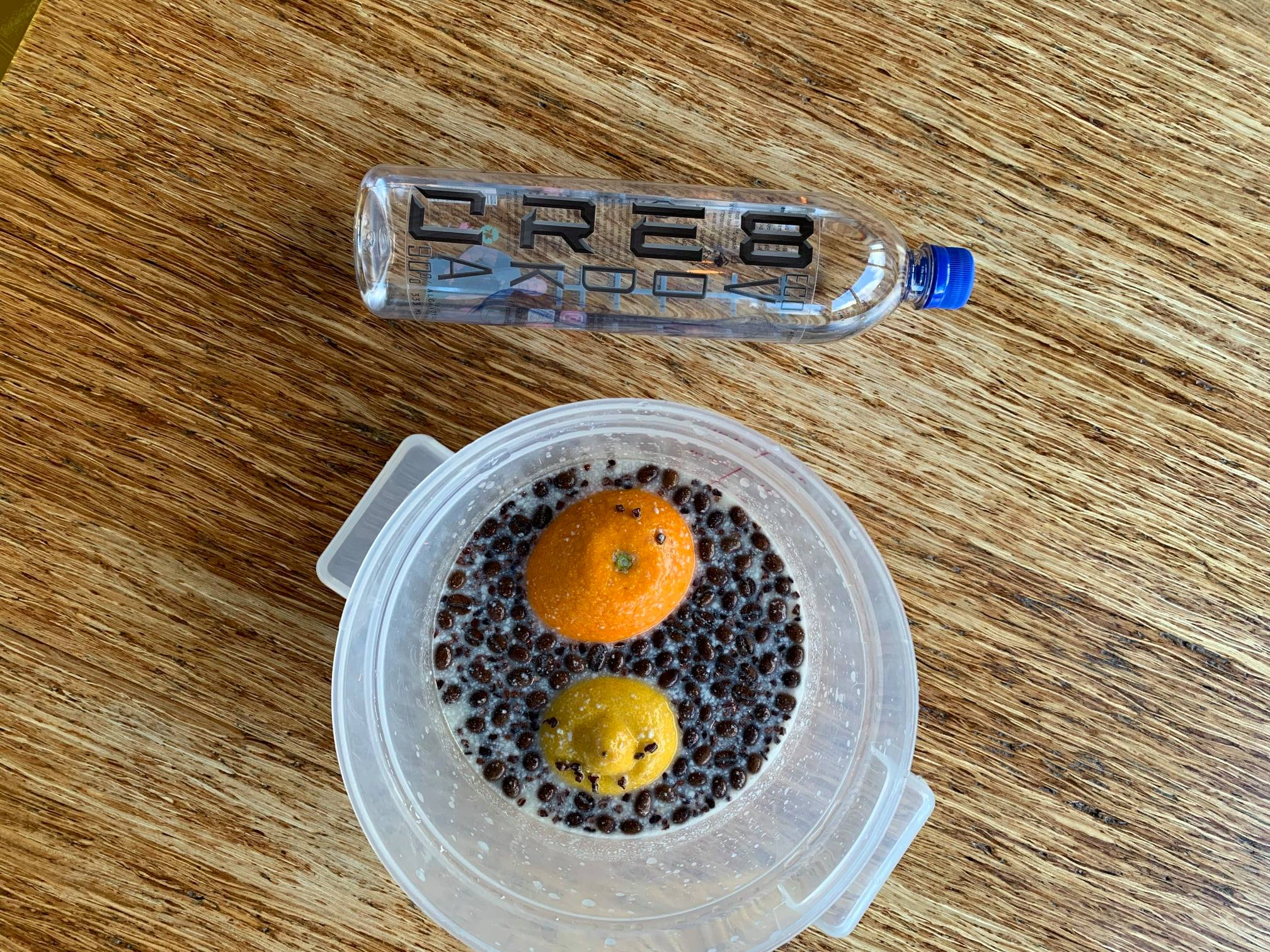 The White Russian Cre8 Eco Vodka CRE8ion