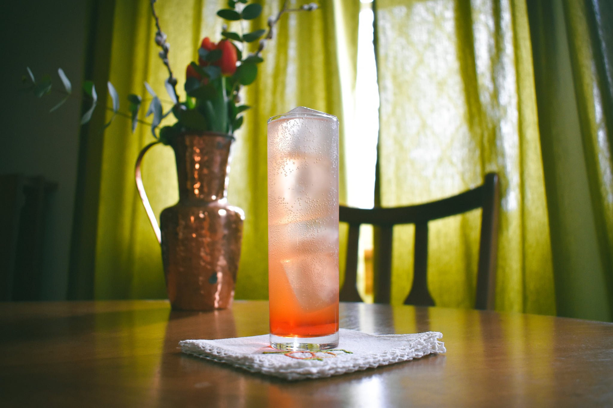 Cre8 Eco Vodka CRE8ion: Mona Spritz