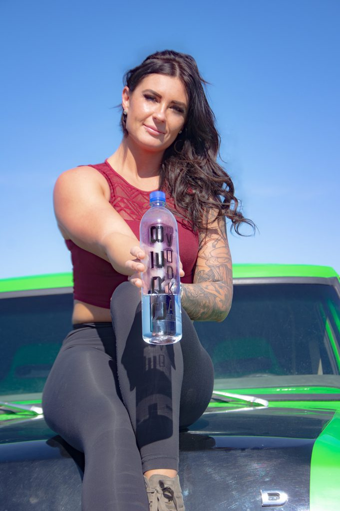 CRE8 Eco Vodka